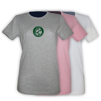 CHATEAUGAY GIRLS FITTED TEE