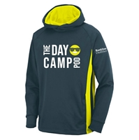 THE DAY CAMP POD STRIPED UP HOODY