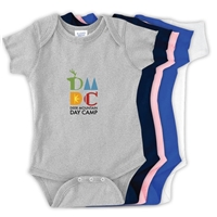 DEER MOUNTAIN DAY CAMP INFANT BODYSUIT