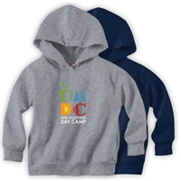 DEER MOUNTAIN DAY CAMP OFFICIAL TODDLER HOODED SWEATSHIRT