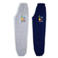 DEER MOUNTAIN DAY CAMP ELASTIC BOTTOM SWEATPANTS WITH POCKETS