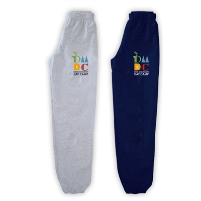 DEER MOUNTAIN DAY CAMP ELASTIC BOTTOM SWEATPANTS
