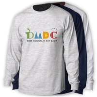 DEER MOUNTAIN DAY CAMP LONGSLEEVE TEE