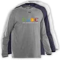 DEER MOUNTAIN DAY CAMP UNDER ARMOUR LONGSLEEVE TEE