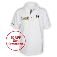 DEER MOUNTAIN DAY CAMP YOUTH UNDER ARMOUR MATCH PLAY POLO