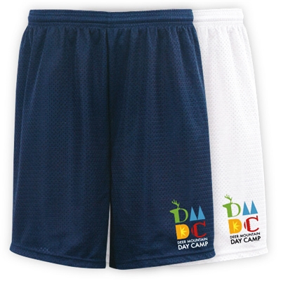DEER MOUNTAIN DAY CAMP EXTREME MESH ACTION SHORTS