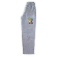 DEER MOUNTAIN DAY CAMP OPEN BOTTOM SWEATPANTS WITH POCKETS