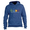DEER MOUNTAIN DAY CAMP VINTAGE HOODED SWEATSHIRT