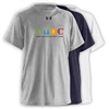 DEER MOUNTAIN DAY CAMP OFFICIAL UNDER ARMOUR TEE