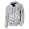 DEER MOUNTAIN DAY CAMP UNISEX VINTAGE HOODY