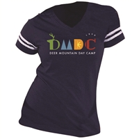 DEER MOUNTAIN LADIES GAME DAY TEE