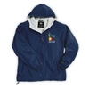 DEER MOUNTAIN DAY CAMP FULL ZIP JACKET WITH HOOD