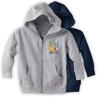 DEER MOUNTAIN DAY CAMP TODDLER FULL ZIP HOODED SWEATSHIRT