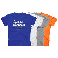 6 POINTS OFFICIAL TEE