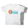 6 POINTS CLASSIC LOGO TEE