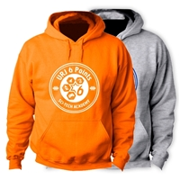 6 POINTS OFFICIAL HOODED SWEATSHIRT
