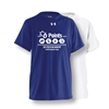 6 POINTS UNDER ARMOUR TEE