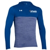 6 POINTS UNDER ARMOUR TECH 1/4 ZIP HOODY