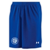 6 POINTS UNDER ARMOUR BASKETBALL SHORT