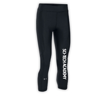 6 POINTS LADIES UNDER ARMOUR HEAT GEAR ARMOUR CAPRI