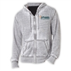 6 POINTS UNISEX BURNOUT HOODY