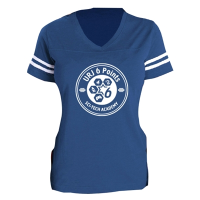 6 POINTS LADIES GAME DAY TEE