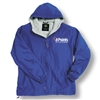 6 POINTS ZIP JACKET WITH HOOD