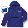6 POINTS PACK-N-GO PULLOVER JACKET