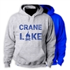 CRANE LAKE OFFICIAL HOODED SWEATSHIRT