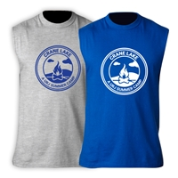 CRANE LAKE SLEEVLESS TEE