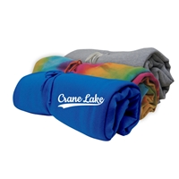CRANE LAKE SWEATSHIRT BLANKET