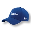 CRANE LAKE UNDER ARMOUR CURVED BRIM STRETCH FITTED CAP