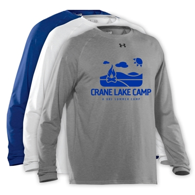 CRANE LAKE UNDER ARMOUR LONGSLEEVE TEE