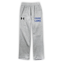 CRANE LAKE UNDER ARMOUR TEAM RIVAL FLEECE PANT