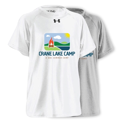CRANE LAKE UNDER ARMOUR CLASSIC TEE
