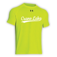 CRANE LAKE HYPER COLOR UNDER ARMOUR TEE