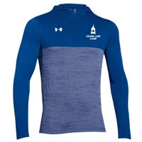 CRANE LAKE UNDER ARMOUR TECH 1/4 ZIP HOODY