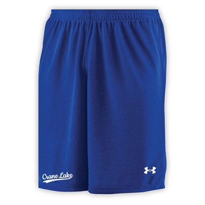 CRANE LAKE UNDER ARMOUR BASKETBALL SHORT
