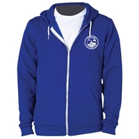 CRANE LAKE AMERICAN APPAREL FLEX FLEECE HOODY