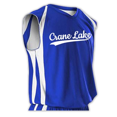 CRANE LAKE OFFICIAL REV BASKETBALL JERSEY