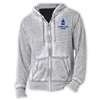 CRANE LAKE UNISEX BURNOUT HOODY