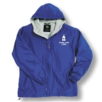 CRANE LAKE ZIP JACKET WITH HOOD
