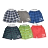 CRANE LAKE FLANNEL BOXERS