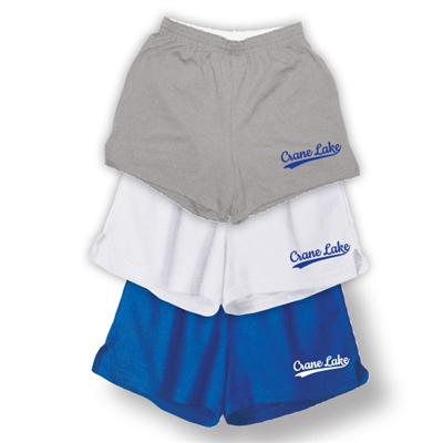 CRANE LAKE LADIES COTTON SHORT