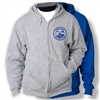 CRANE LAKE FULL ZIP HOODED SWEATSHIRT