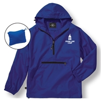 CRANE LAKE PACK-N-GO PULLOVER JACKET