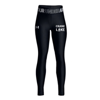 CRANE LAKE GIRLS UNDER ARMOUR HEAT GEAR LEGGING