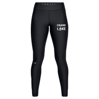 CRANE LAKE LADIES UNDER ARMOUR HEAT GEAR LEGGING