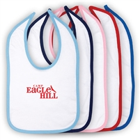 EAGLE HILL INFANT VELCRO BIB