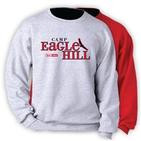 EAGLE HILL OFFICIAL CREW SWEATSHIRT